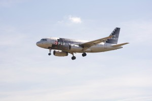"""""""Spirit Airlines Airbus A319-100"""" by Iluvaviation - Own work. Licensed under CC BY-SA 4.0 via Wikimedia Commons - https://commons.wikimedia.org/wiki/File:Spirit_Airlines_Airbus_A319-100.jpg#/media/File:Spirit_Airlines_Airbus_A319-100.jpg"""