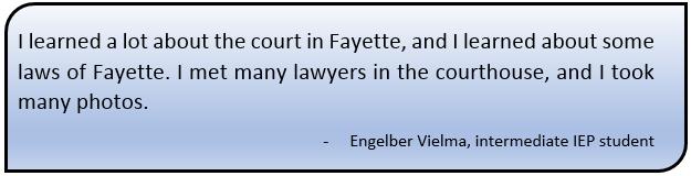 Engelber testimonial