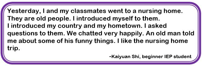 Kaiyuan testimonial