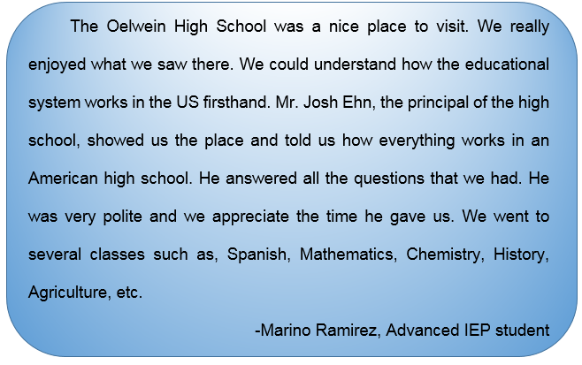 Marino Testimonial 1