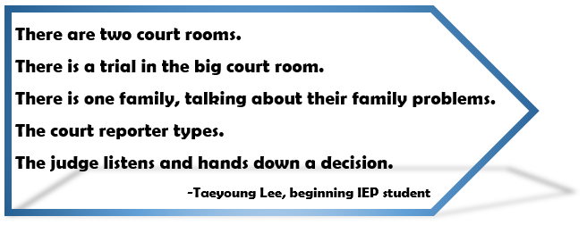 Taeyoung testimonial