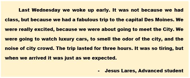 Jesus Testimonial 1